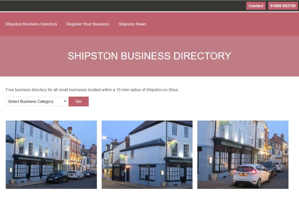 Shipston Business Directory